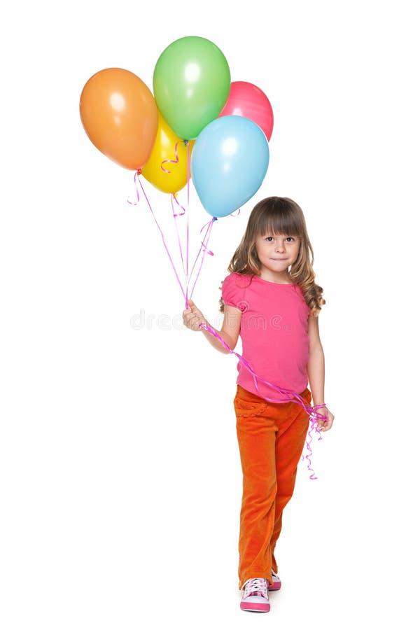 Download Szybko Się Zwiększać Dziewczyny Małego Szczęśliwy Zdjęcie Stock - Obraz złożonej z dziewczyna, preschooler: 41951386