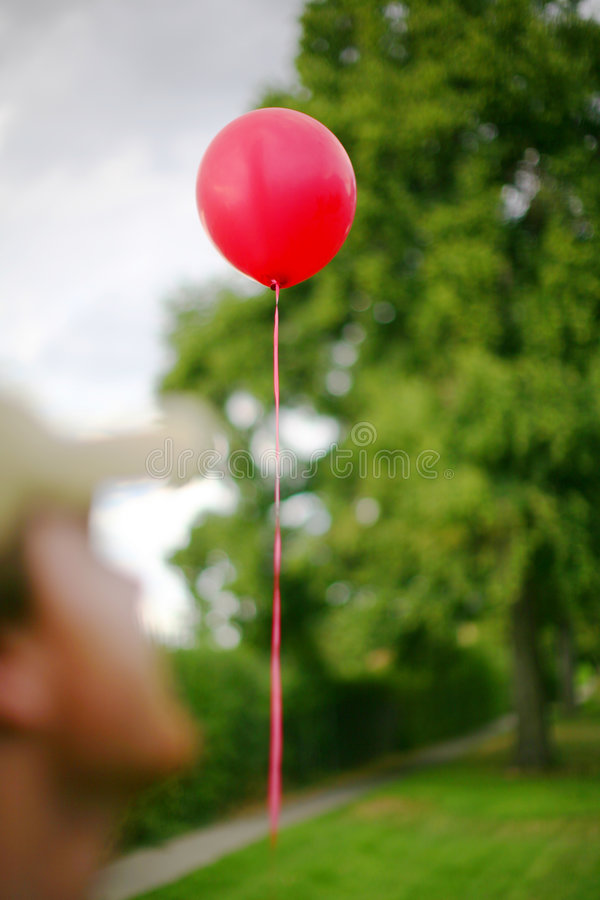 szybują balonowy obrazy stock