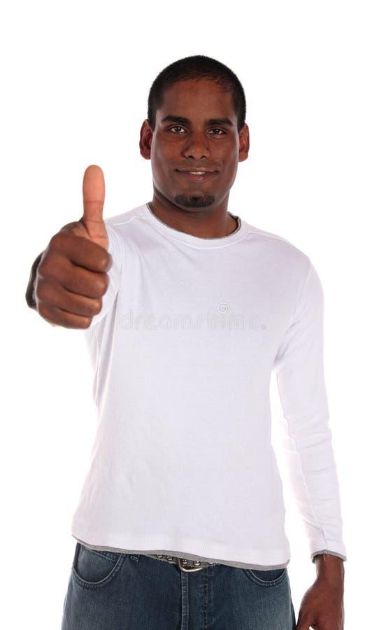 szyldowy kciuk zdjęcie royalty free