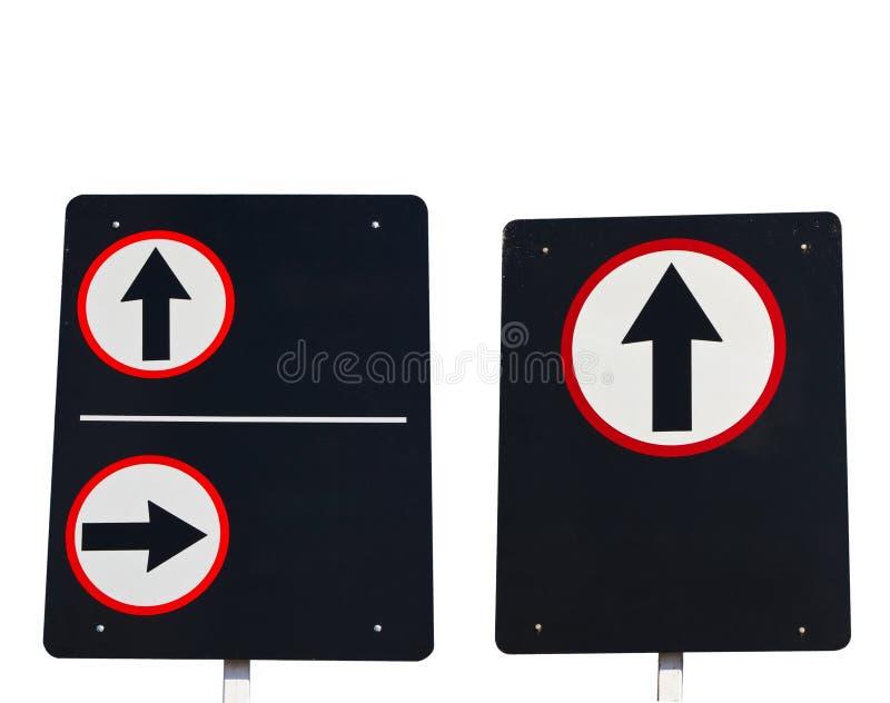 szyldowy ruch drogowy obrazy stock