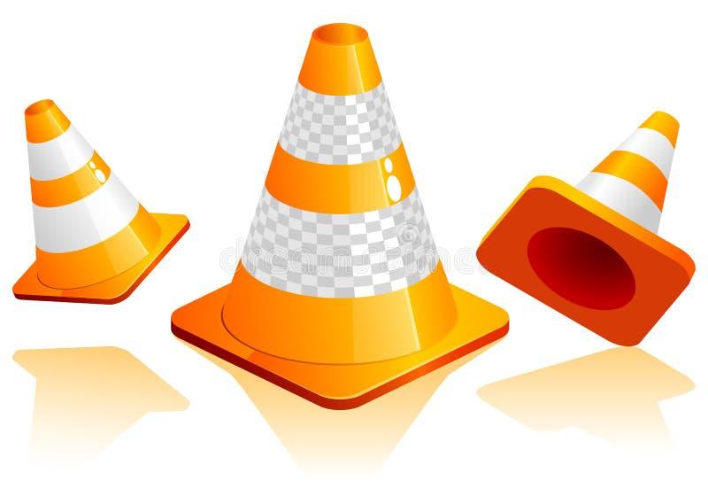 Download Szyszkowy ruch drogowy ilustracja wektor. Obraz złożonej z ilustracje - 16354225