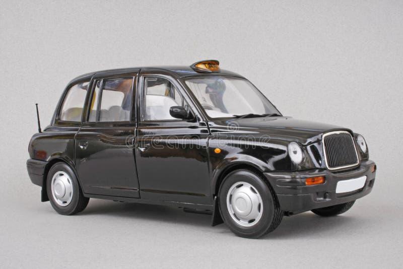 'Táxi de táxi de 98 LTI Londres fotografia de stock