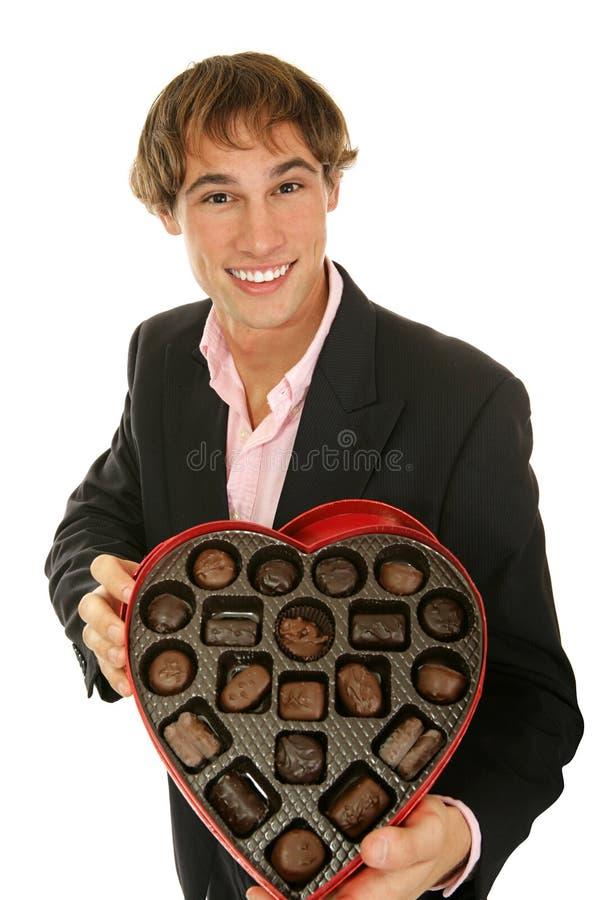 Tâmara considerável do Valentim imagem de stock