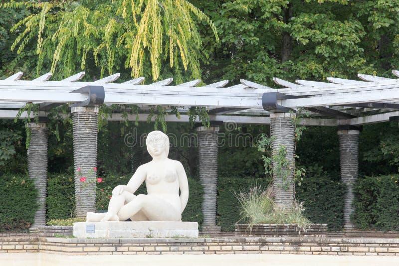 ` Tête d Parc или в Лионе стоковые фото
