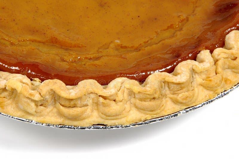täcka med en skorpa pien royaltyfri foto