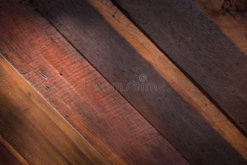 Tända på wood textur arkivfoton