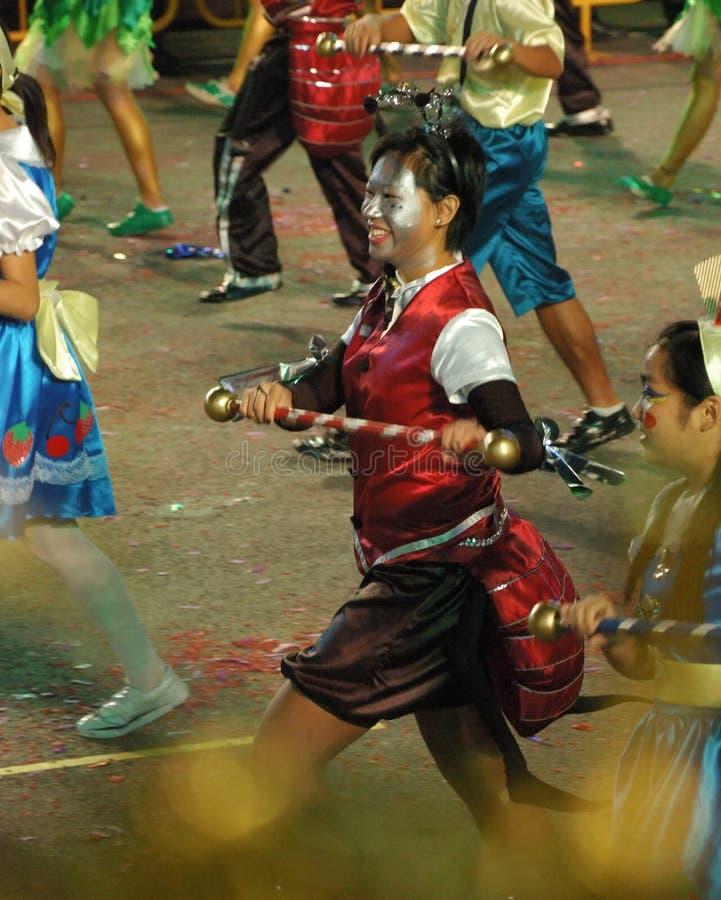Tänzer von Kravings stockbild