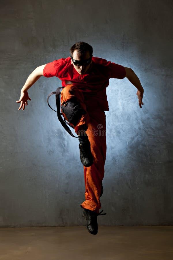 Tänzeraufstellung lizenzfreies stockfoto