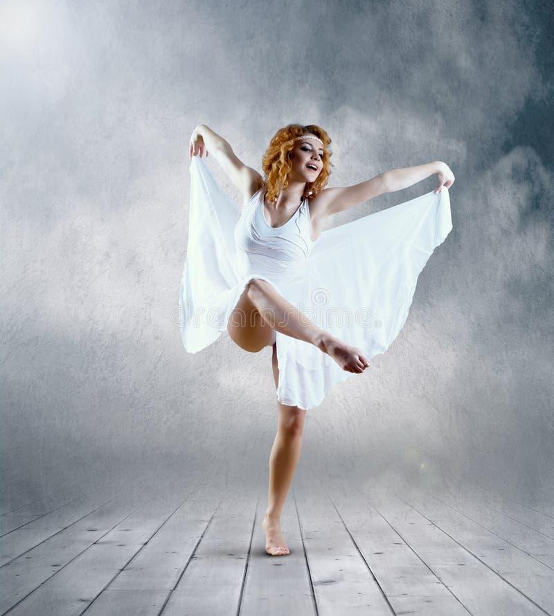 Tänzeraufstellung lizenzfreie stockfotografie