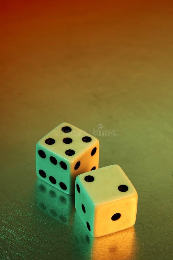 Download Tärning arkivfoto. Bild av förlora, vågspel, matris, vegas - 36296