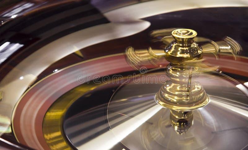 tät roulett upp hjulet royaltyfri foto