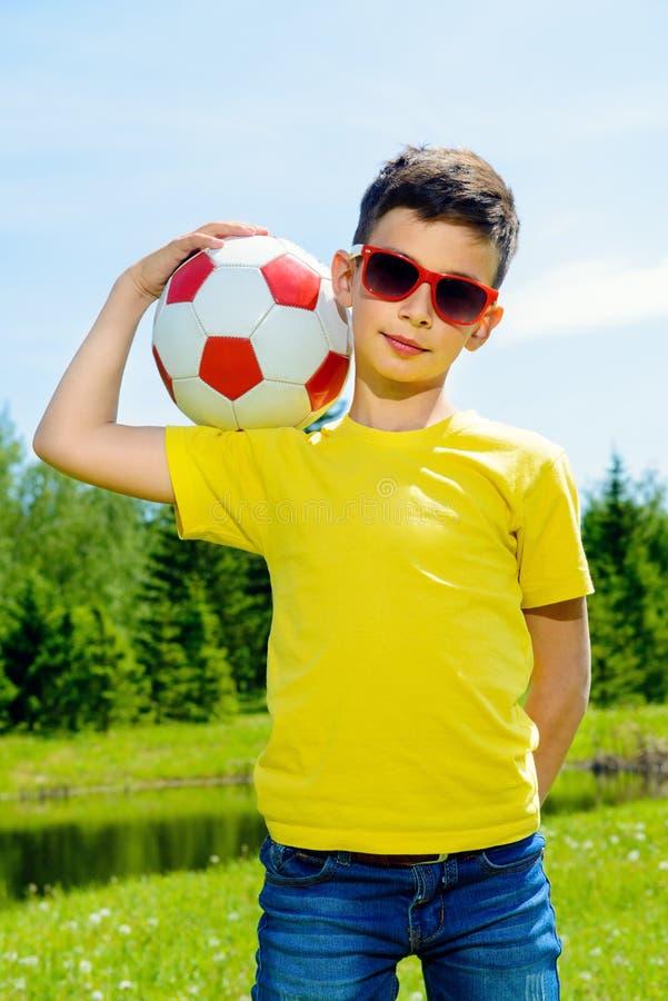 Tätigkeiten im Freien für Kinder stockfoto