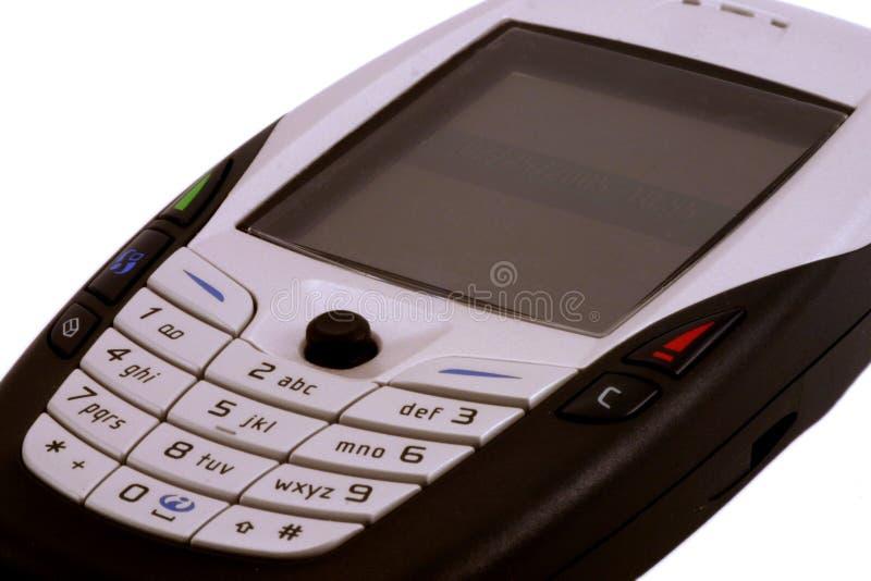 Tätt övre För Mobiltelefon Arkivbilder