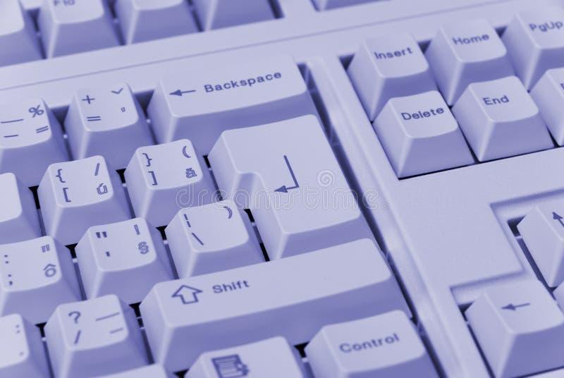 tätt tangentbord upp arkivfoton