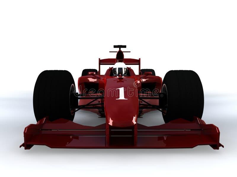 tävlings- bil stock illustrationer