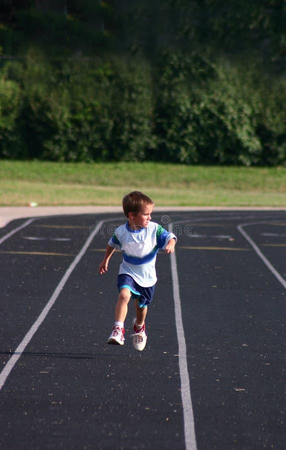 tävlings- pojke arkivfoton