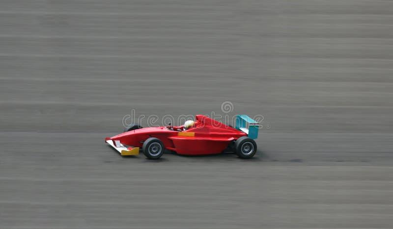 tävlings- red för bil royaltyfria bilder