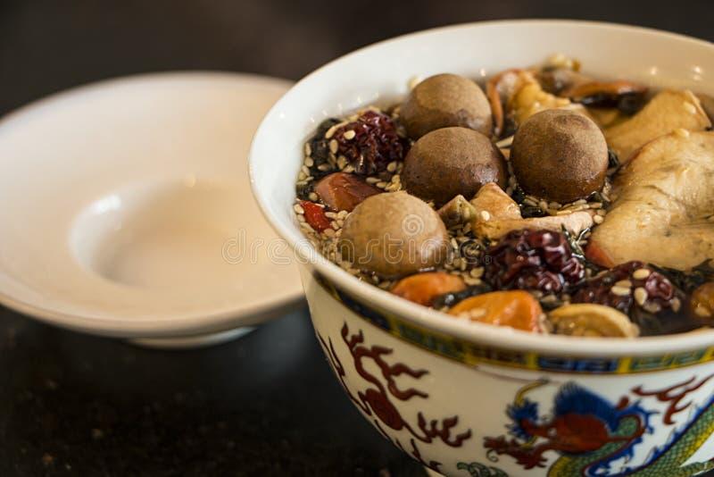 Tè cinese del frutta-fiore immagini stock libere da diritti