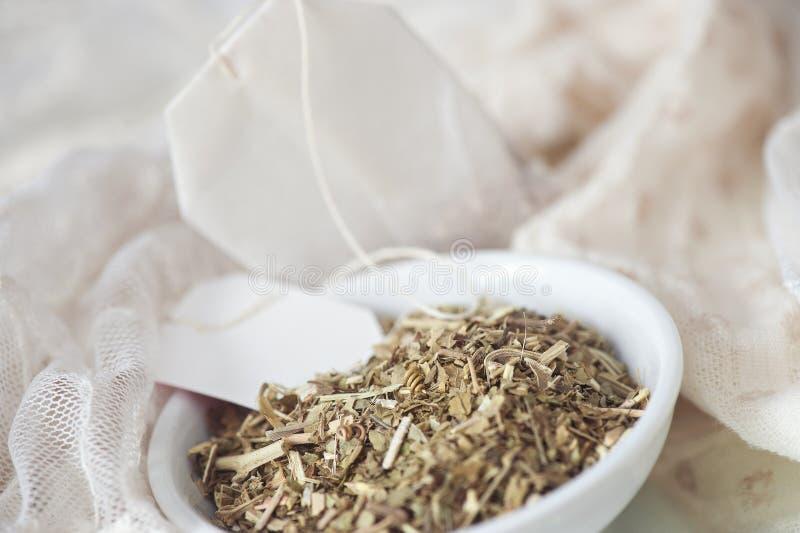 Tè sciolto della passiflora (passiflora) immagini stock libere da diritti