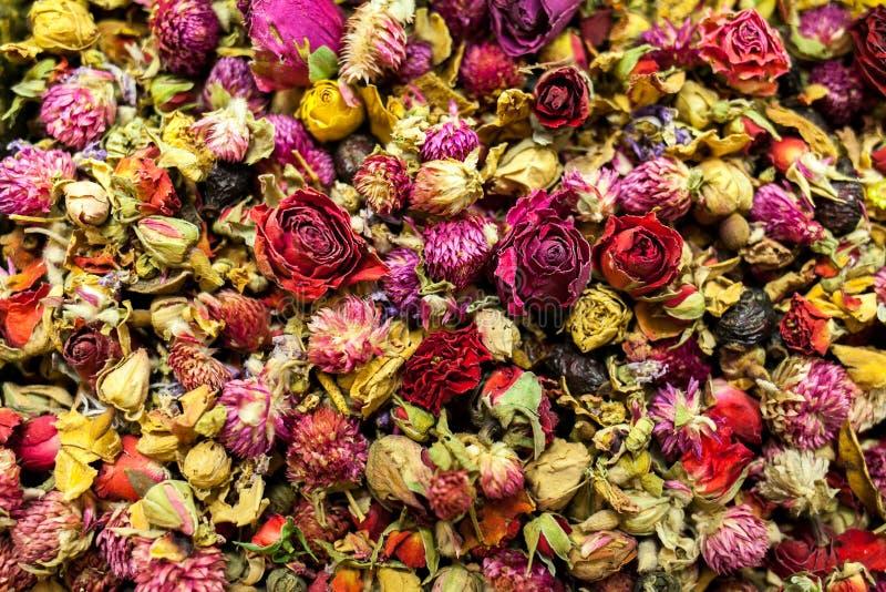 Té de las rosas rojas imágenes de archivo libres de regalías