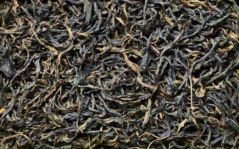 té verde hecho a mano hecho de hierba de aliento fermentada, textura de fondo, imagenes de archivo