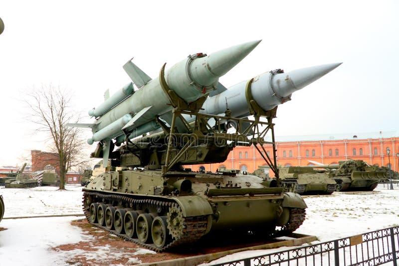 Técnicas das forças armadas do soviete e do russo. imagem de stock royalty free