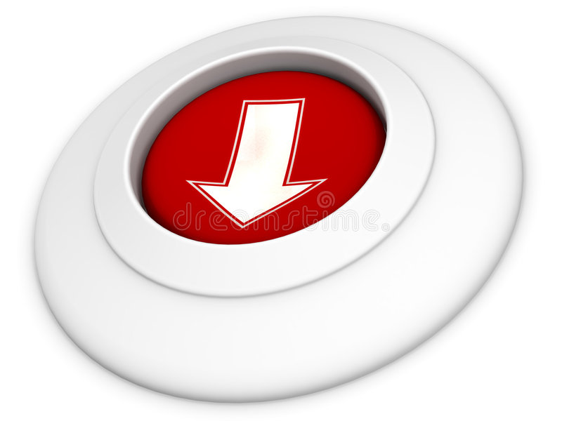 téléchargement de bouton illustration libre de droits