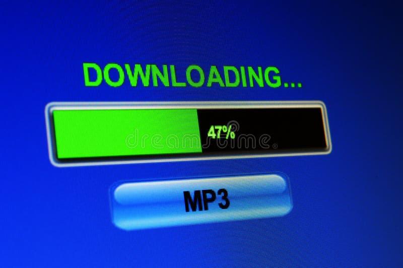 Téléchargement mp3 illustration libre de droits