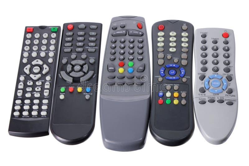 Télécommandes image libre de droits