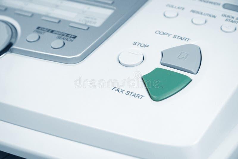 Télécopieur images stock