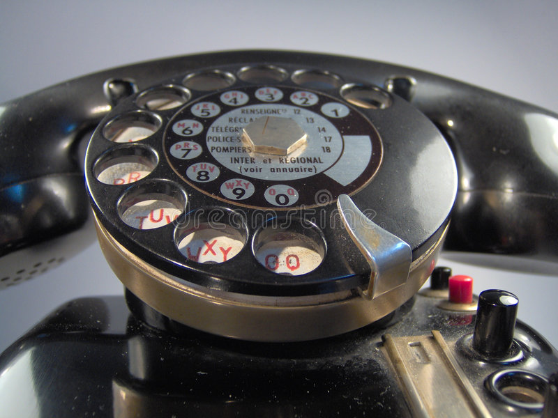 Téléphone image libre de droits
