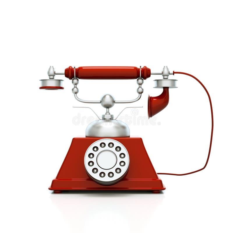 Téléphone illustration stock