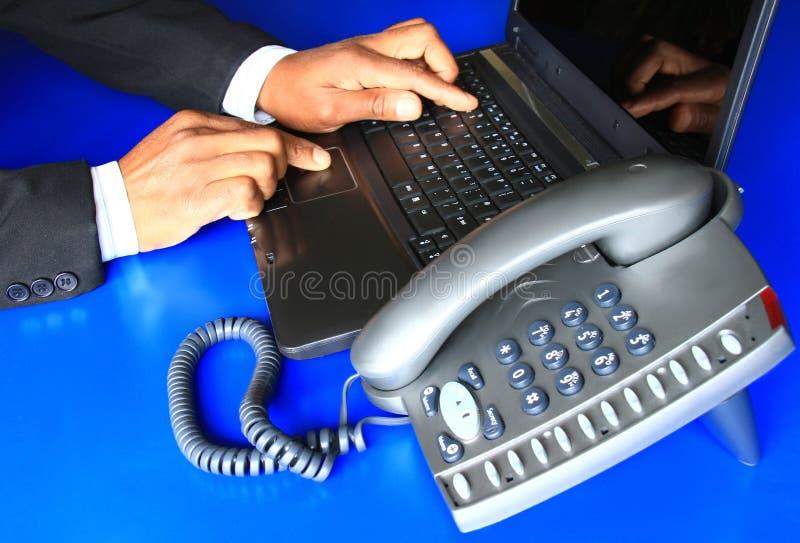 Téléphone 7 images stock