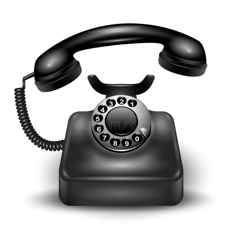 Download Téléphone Appelle La Composition Illustration de Vecteur - Illustration du cadran, âgé: 77157964
