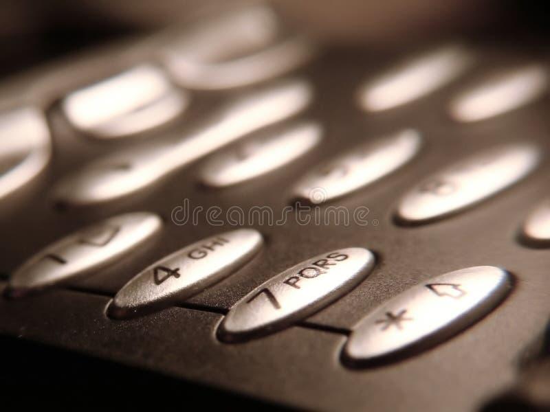Téléphone d'affaires image libre de droits