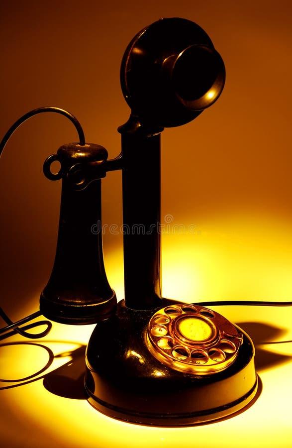 Téléphone de cru image libre de droits