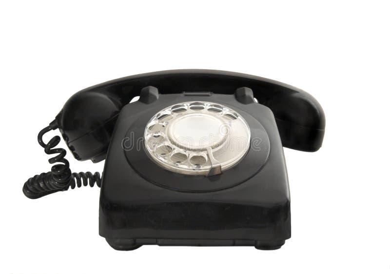 Téléphone de cru image stock
