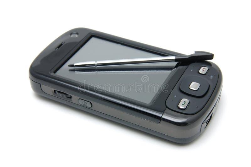 Téléphone de Pda photo libre de droits