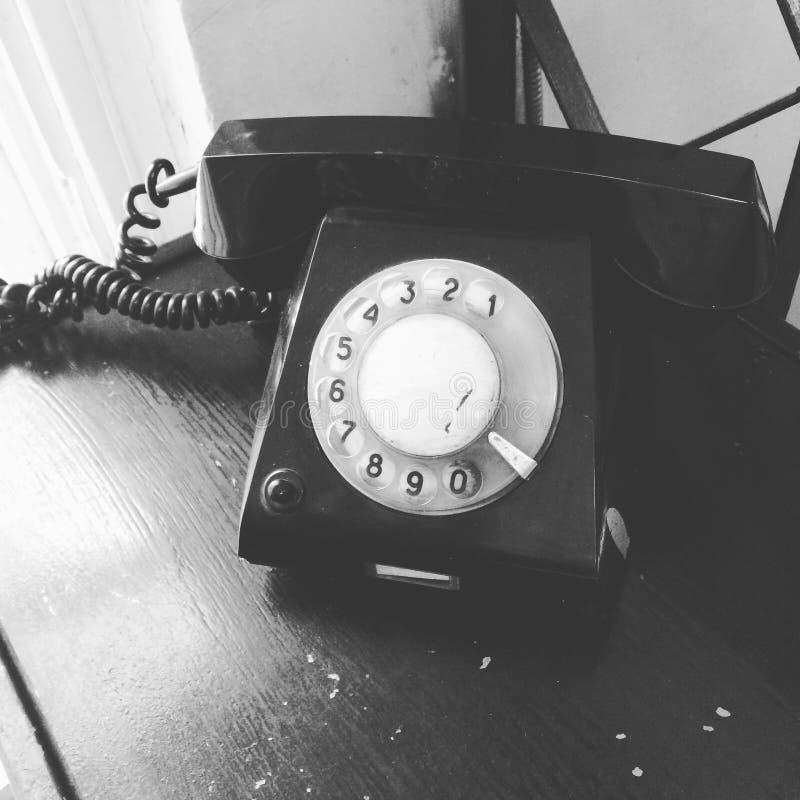 Téléphone de téléphone d'IPhone images libres de droits