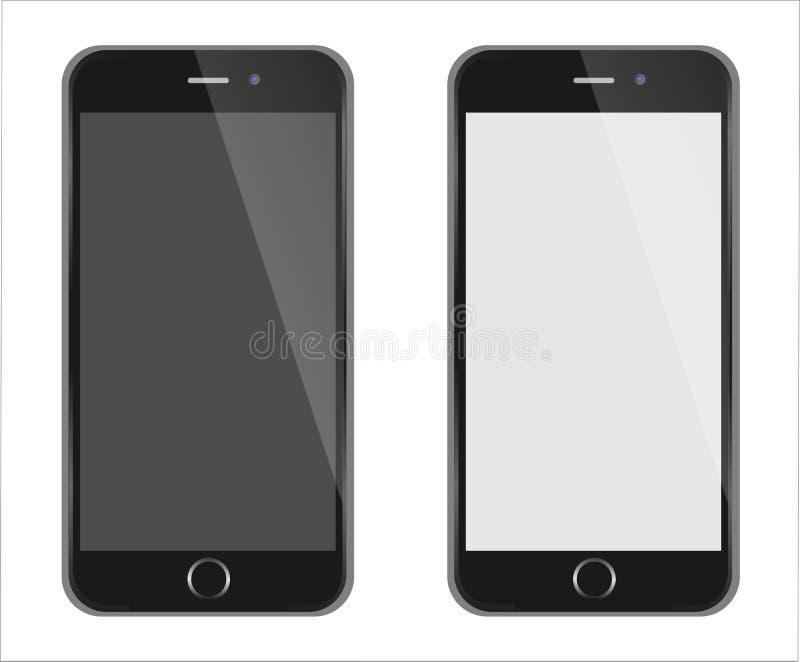Téléphone, instrument, androïde illustration libre de droits