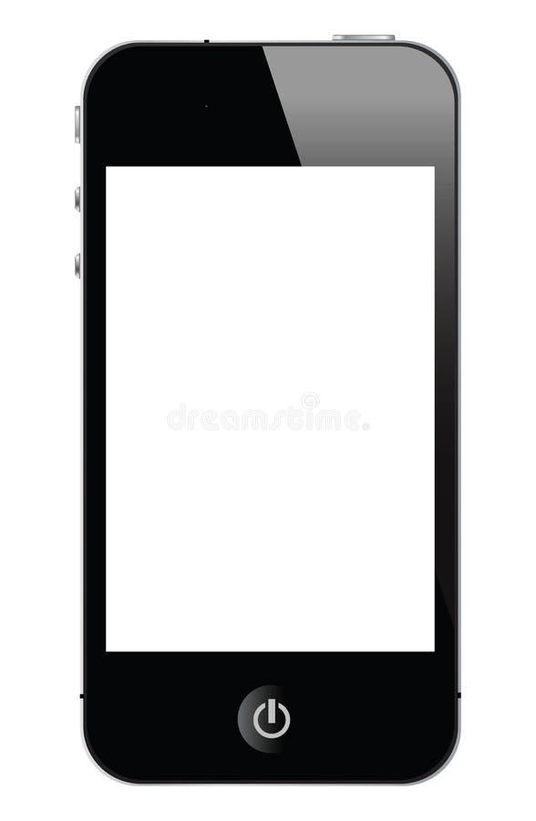 Téléphone intelligent illustration de vecteur