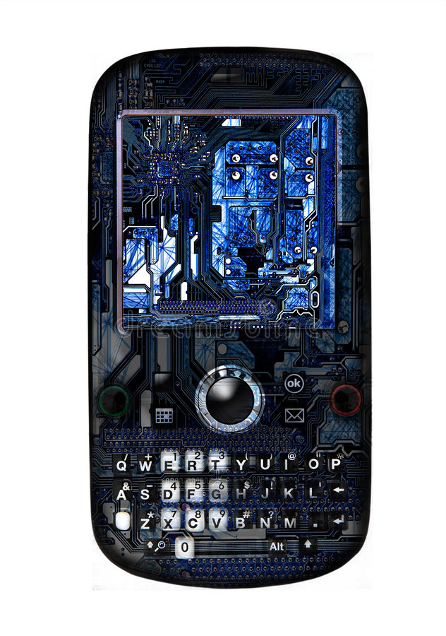 téléphone intelligent images stock