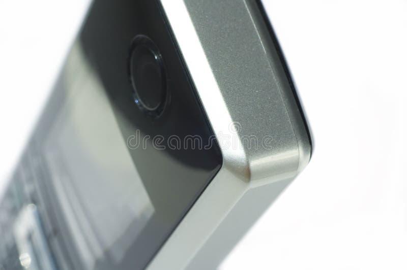 Téléphone moderne de DECT images libres de droits