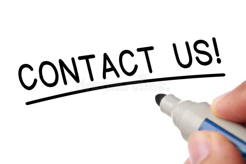 Téléphone ou courrier photo stock