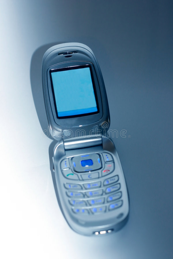 Téléphone portable Samsung image stock