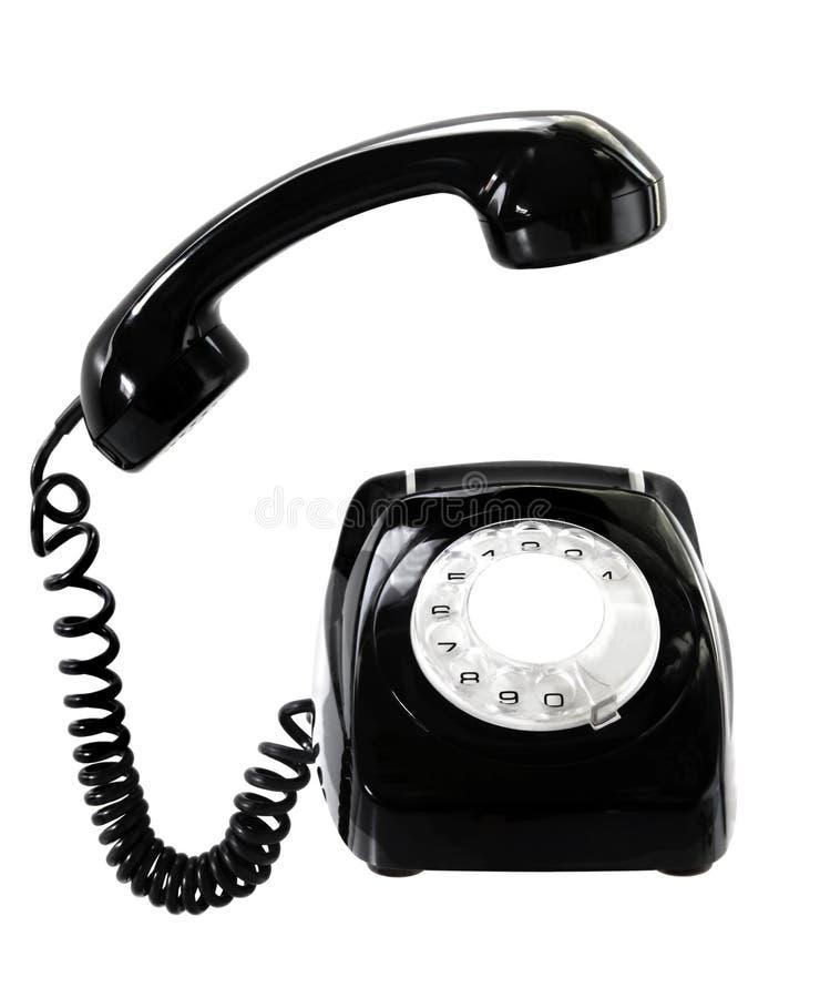 téléphone rétro images libres de droits