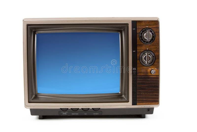 Télévision photo libre de droits