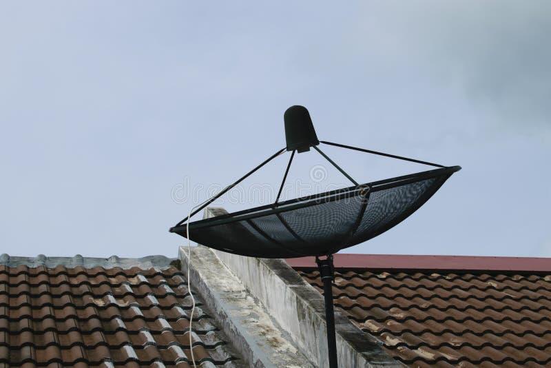 Télévision par satellite photos stock