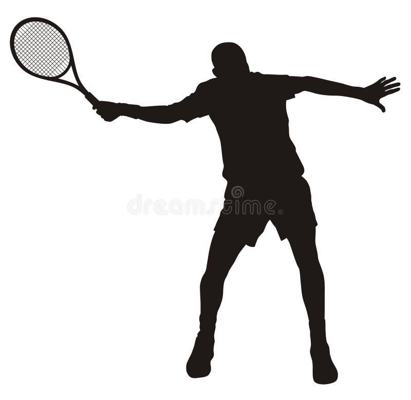 Tênis ilustração stock