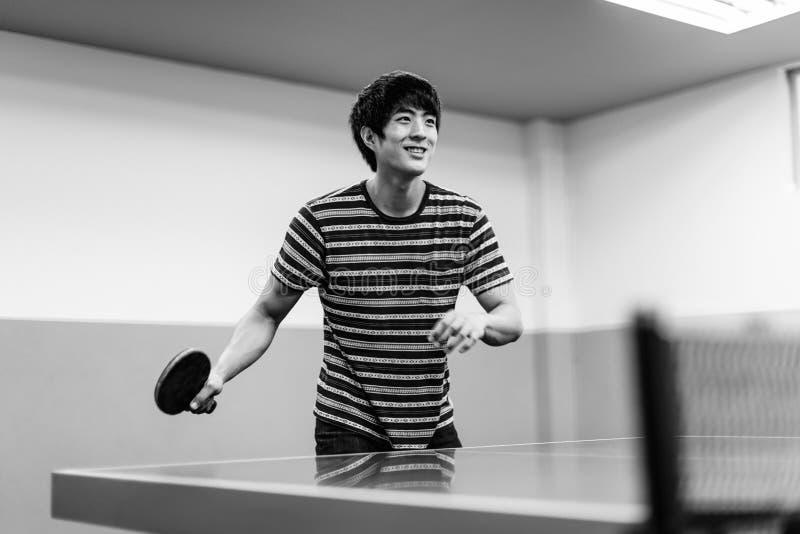 Tênis de mesa Ping-Pong Sport Activity Concept fotos de stock